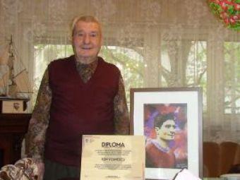 Fostul portar al Stelei, Ion Voinescu e membru OFICIAL AISS!
