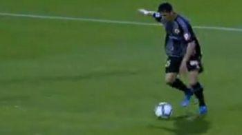 SUPERDANCIU!Vezi ce gol a dat Danciulescu pentru Hercules!VIDEO