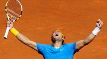 VIDEO Nadal l-a batut pe Federer in finala de la Madrid!