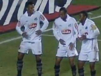 Au condus cu 2-0 si au fost EXECUTATI in 18 minute: Vezi ce gol a dat Robinho!VIDEO