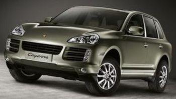 Porsche a scos la vanzare in Romania noul model Cayenne!