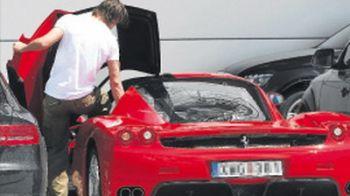 Ibra Ferrari! Zlatan a intors capetele la Barcelona cu un bolid de 700.000 de euro!