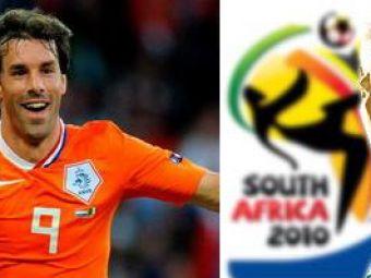 Van Nistelrooy si Seedorf nu fac parte din lotul largit al Olandei pentru CM!