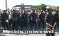 """Mititelul vrea s-o bata pe Steaua in Ghencea: """"Sa-si ia gandul, n-are nicio sansa!"""""""