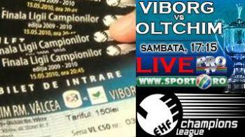 OMOR pe bilete la finala Oltchim-Viborg! Vezi ce scandal au facut fanii!