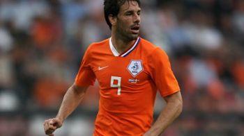 Van Nistelrooy nu face parte din lotul Olandei!