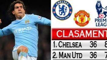 Manchester City 3-1 Aston Villa,Tottenham 1-0 Bolton! Vezi etapa
