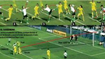 VIDEO Villarreal n-a stiut ce a lovit-o! Vezi super golul pustiului minune al Realului: Canales!