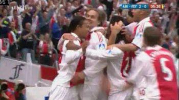 VIDEO / De Jong DECIDE derby-ul Ajax - Feyenoord!