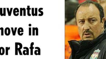Scapa Unirea de Benitez? Juve insista pentru a-l aduce pe Delle Alpi