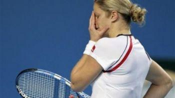 Ce surpriza la Australian Open! Kim Clijsters, eliminata in turul 3