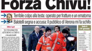 "Fanii lui Milan, Juve si Roma au uitat de rivalitate: ""Chivu, te asteptam in finala Champions League!"""