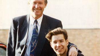 Fiul lui Alex Ferguson a devenit antrenor la o echipa din liga a doua engleza!