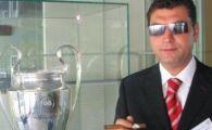"""Borcea a scapat porumbelul in 2010: """"Vrem un trofeu... daca se poate Liga Campionilor"""""""