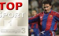 Legenda continua! Hagi, in TOP 10 Goluri de laCENTRUL TERENULUI! / VIDEO