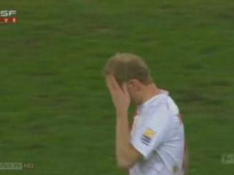 VIDEO / Cel mai TARE lob! Vezi un super gol: