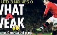 VIDEO! Faza de super clasa la Manchester! Ce gol a dat omul adus sa-i ia locul lui C. Ronaldo