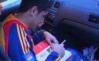 Fotbalistii si cartile!Mutu - Idiotul.Plesan - Elevul Dima dintr-a saptea!