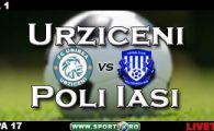 Unirea Urziceni 2-0 Politehnica Iasi! (Brandan '67; Semedo '85)