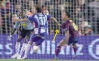 FOTO Cum arata Barcelona Realului ca a primit corect penalty cu Espanyol!