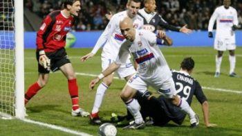 Scandal in Franta! Cu ce gol a vrut s-o FURELyon pe Bordeaux!