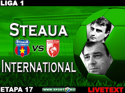 Bomba lui Tanase i-a salvat!Steaua 3-2 International!