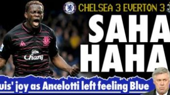 VIDEO Thriller pe Stamford Bridge! Chelsea 3-3 Everton!