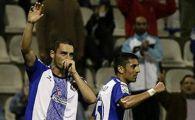 Danciulescu a inscris in ultima victorie a lui Hercules Alicante!