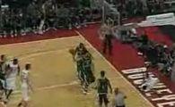 VIDEO HORROR! Si-a fracturat 2 vertebre! Asa si-a 'distrus' spatelemarea speranta din NBA!