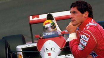 Ayrton Senna a fost desemnat cel mai mare pilot al Formulei 1! Schumi e pe doi!