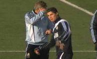 VIDEO / Ronaldo face misto de jucatorii care intarzie la antrenamentul Realului!