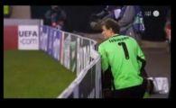 VIDEO Cui le-au tremurat chilotii? Lehmann a facut PIPI inTIMPUL meciului cu Unirea!