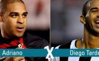 9 milioane de fani au votat: Adriano si Tardelliatacantii perfecti din Brazilia!