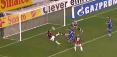 Ratarea saptamanii: singur cu poarta goala a tras peste: Schalke 2-0 Hertha!