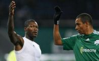 Meci intrerupt sigaze lacrimogenela Panathinaikos 3-1 Atromitos!