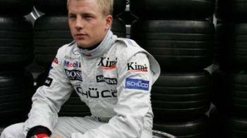 Kimi Raikkonen vapilota in Campionatul Mondial de Raliuri!