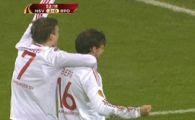 VIDEO: Voleul care o duce pe Hamburg in primavara europeana! Rezumat Hamburg 2-0 Rapid Viena