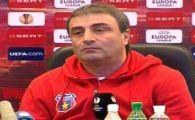 """Stoichita, suparat ca Sheriff a facut Steaua slaba:""""Vom vedea cine e mai bun!"""""""