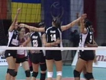 Metal Galati a reusit prima victorie in Liga Campionilor: 3–1 cu Muszyna!