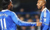 "Lampard: ""Drogba si Anelka sunt cei mai buni atacanti din lume!"""