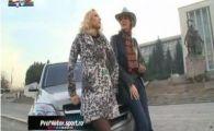Iulia Vantur conduce pentru tine noul Mercedes GLK