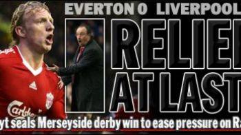 VIDEO Liverpool castiga derby-ul de 115 ani! Everton 0-2 Liverpool!