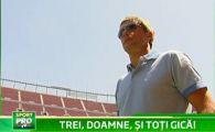 3 XGica pe CampNou!Hagi,Popescu si Craioveanu merg la Barca - Real!