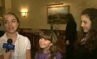 Rebecca si Chelsea, fetele lui Dan Petrescu vorbesc despre superstitiile tatalui!