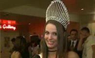 """VIDEO / Banel o lasa rece pe Miss Romania : """"Nu as iesi la cafea cu niciun fotbalist de la Steaua!"""""""