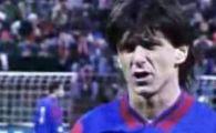 "Fanii Stelei il aplauda pe Lacatus in Ghencea: ""M-as bucura daca tot stadionul i-ar striga numele!"""
