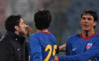 Steaua fight club! Rada si Golanski s-au batut la antrenamente!