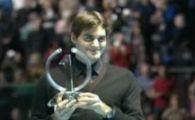 Federer, incoronat campionul ATPdin 2009!