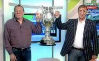 VIDEO Bumbescu si Camataru au ridicat din nou Cupa Romaniei!