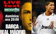 Real Madrid si C. Ronaldo au luat fata Barcelonei si inLiga:sunt cei mai buni marcatori!